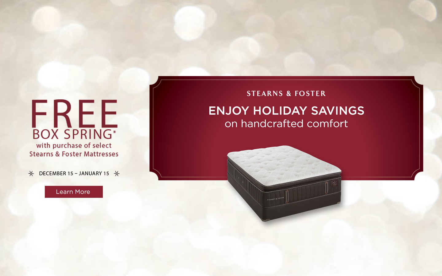 Stearns U0026 Foster Post Holiday Event 2017 Synchrony Financial Shop Bassett  Furniture ...