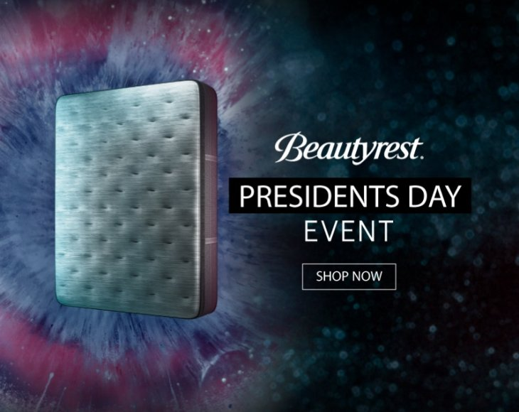 Beautyrest Presidents Day 2019
