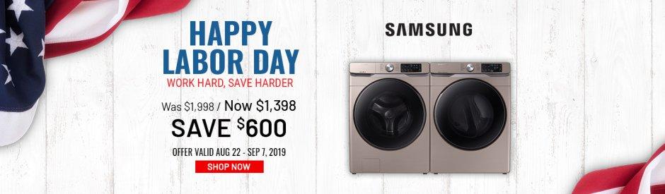 Samsung NEAEG Labor Day 2019