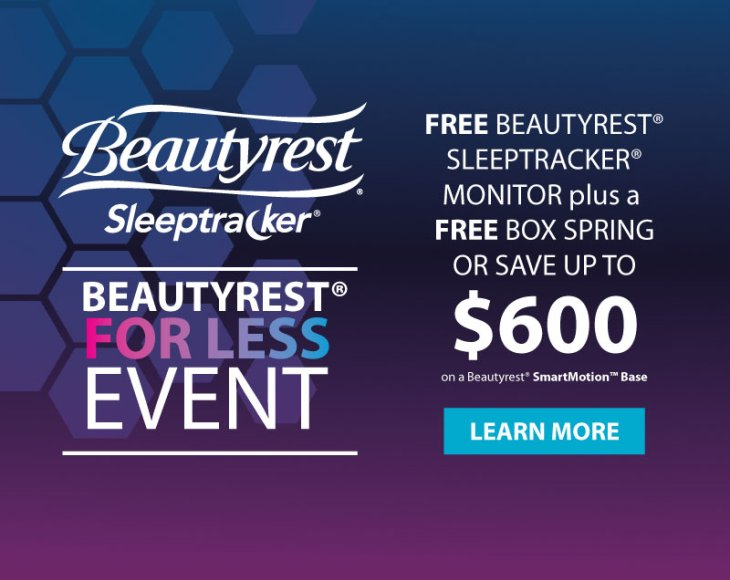 Beautyrest Presidents Day 2018