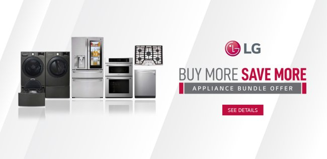 LG Buy More Save More July 2019