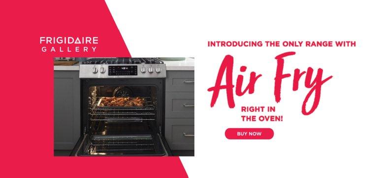 Frigidaire Air Fry Organic 2019