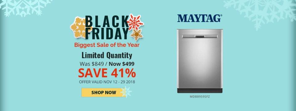 Maytag NECO Exclusive Black Friday 2018