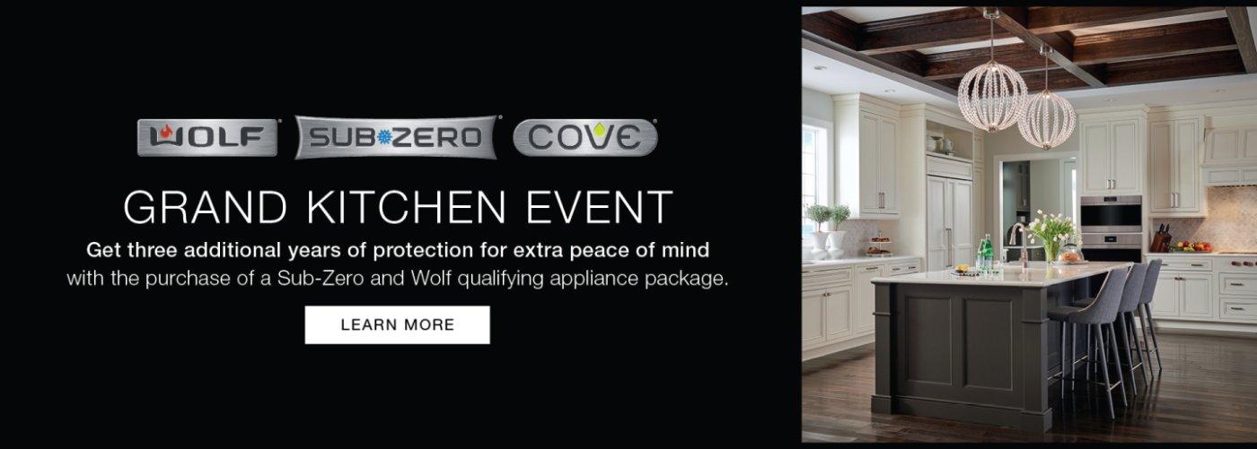Sub-Zero Wolf Grand Kitchen Event 2019