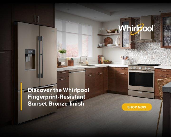 Whirlpool Sunset Bronze 2018