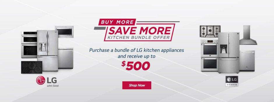 LG Buy More Save More May 2019