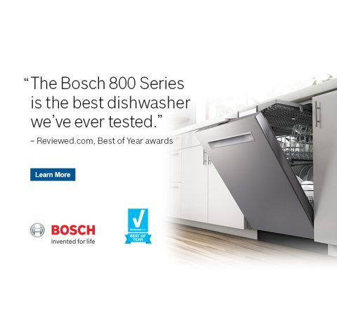 Bosch Reviewed.com May 2018