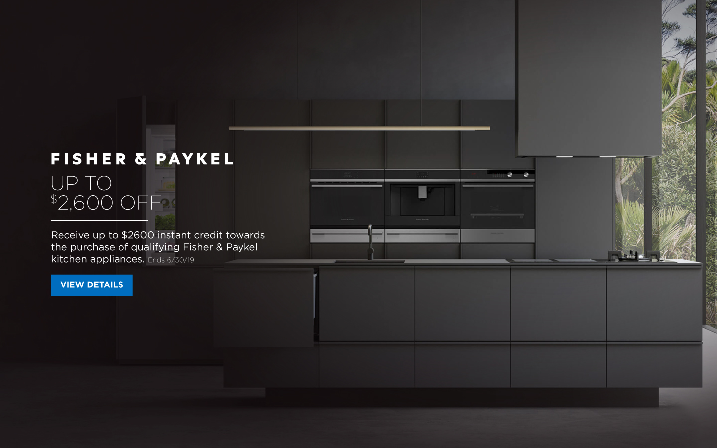 Fisher U0026 Paykel Kitchen Package 2018