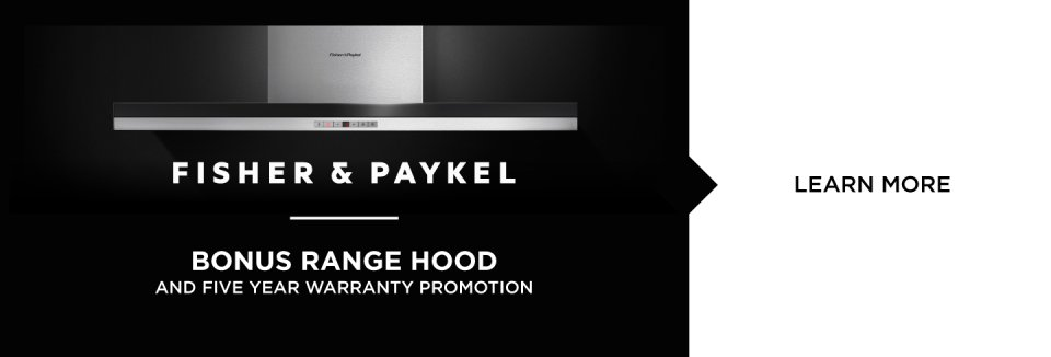 Fisher and Paykel Kitchen Package 2018