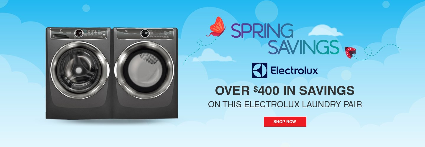 Electrolux Spring Savings NEAEG Exclusive 2019