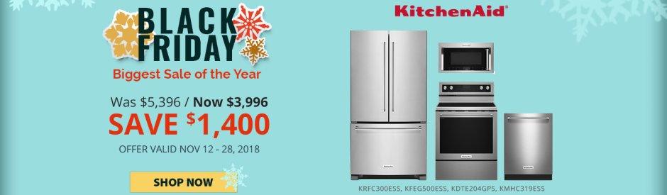 KitchenAid NECO Exclusive Black Friday 2018