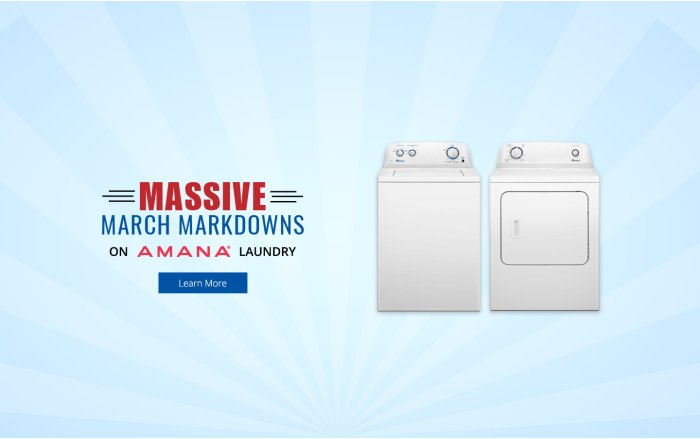 Massive March Markdown Intercounty Exclusive 2018