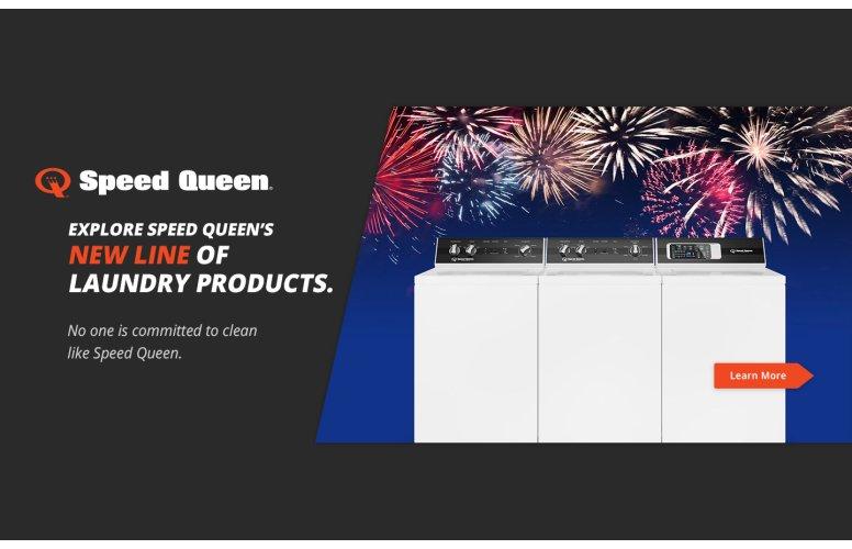 Speed Queen Product Launch Jan 2018