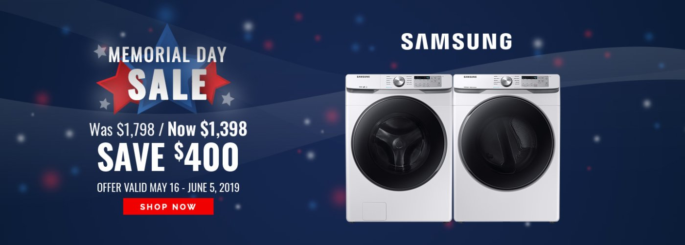 Samsung Memorial Day NEAEG Exclusive 2019