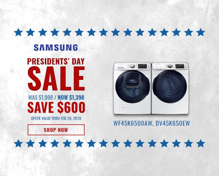 Samsung NECO Exclusive Presidents Day 2018