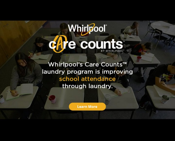 Whirlpool Care Counts 2018