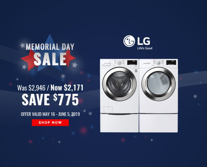 LG Memorial Day NEAEG Exclusive 2019