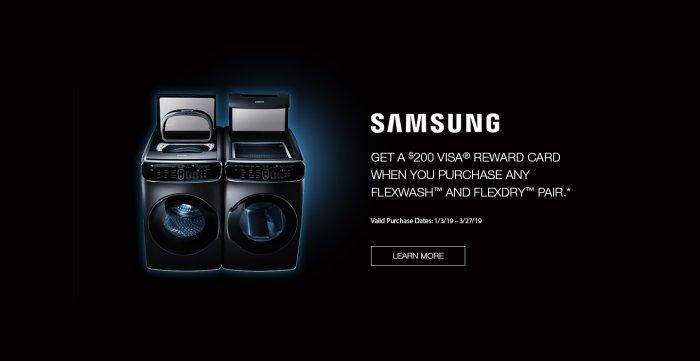 Samsung Perfect Pair 2019