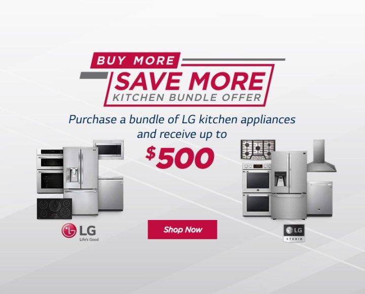 LG Buy More Save More Dec 2018