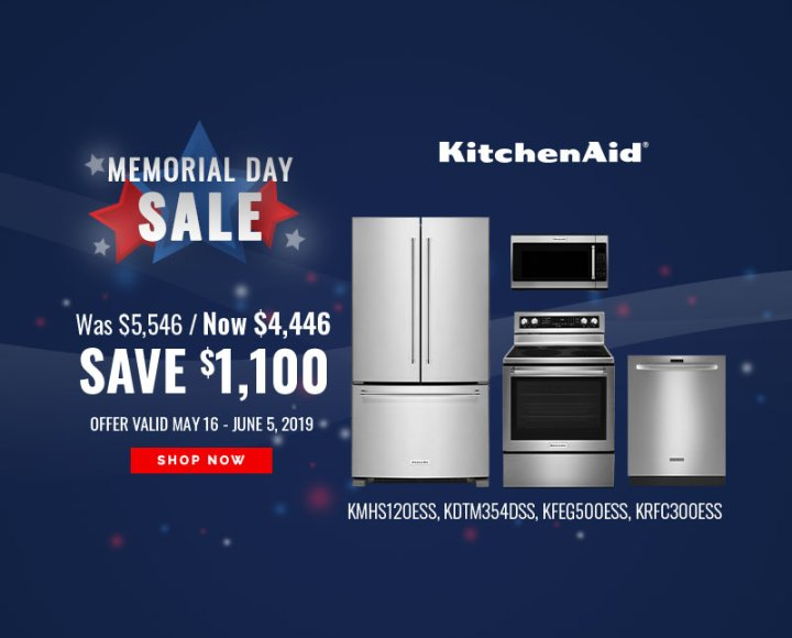 KitchenAid Memorial Day NEAEG Exclusive 2019