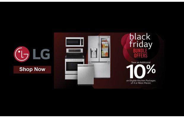 LG Black Friday Bundle Offer 2019