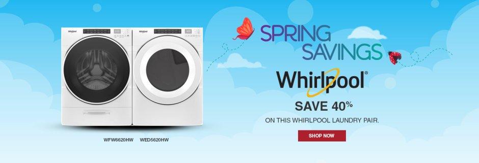 Whirlpool Spring Savings NEAEG Exclusive 2019
