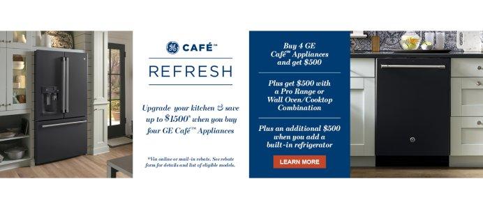 GE Cafe Refresh 2018