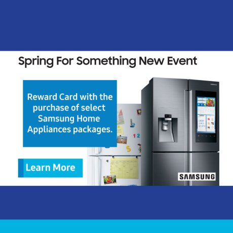 Samsung Spring for Something New 2018