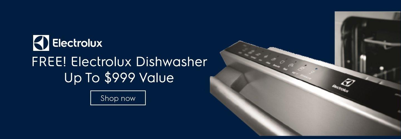 Electrolux Free Dishwasher October 2018