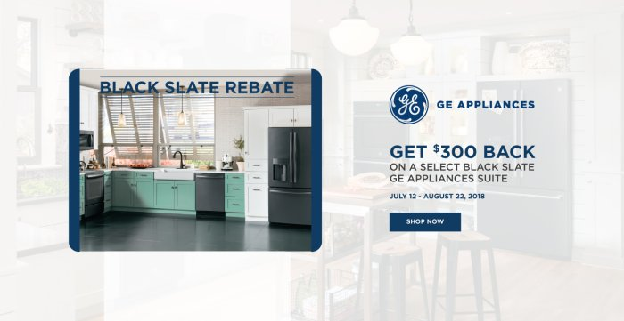 GE Black Slate July 2018