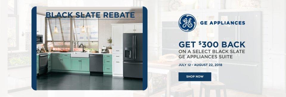 GE Black Slate July 2018