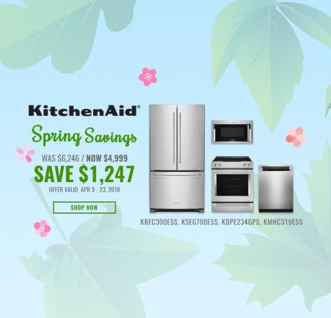 KitchenAid NECO Exclusive Earth Day 2018
