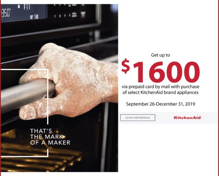 KitchenAid Celebrating a Century Sept 2019