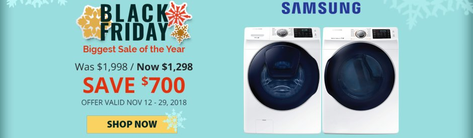 Samsung NECO Exclusive Black Friday 2018
