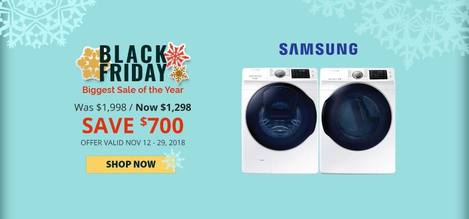 Samsung NECO Exclusive Black Friday 2018