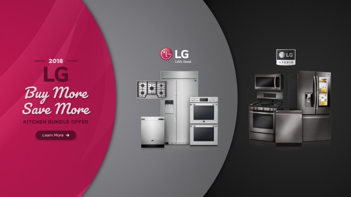 LG Buy More Save More 2018