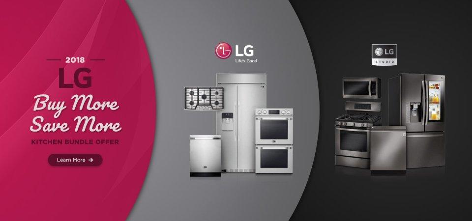 LG Buy More Save More 2018