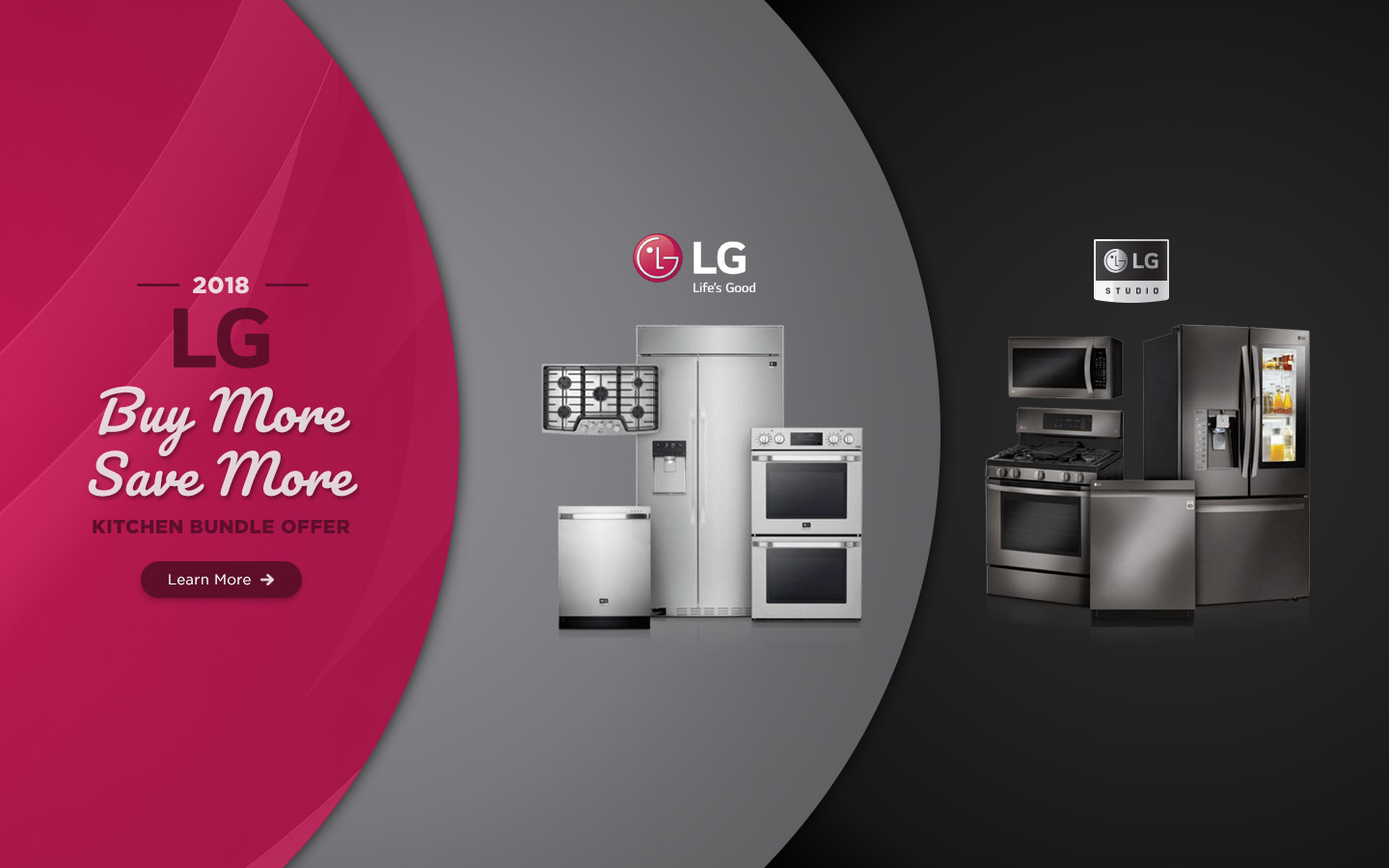 Marvelous LG Buy More Save More 2018