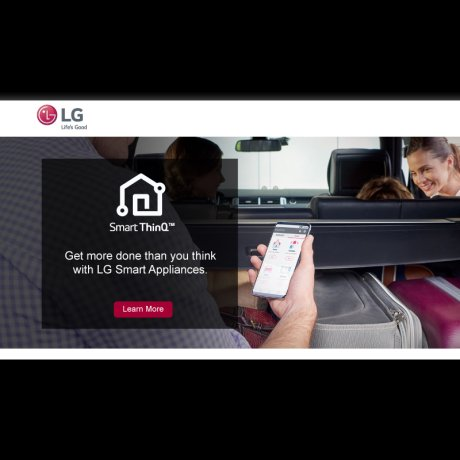 LG SmartThinQ Appliances 2017