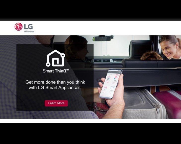 LG SmartThinQ Appliances 2017