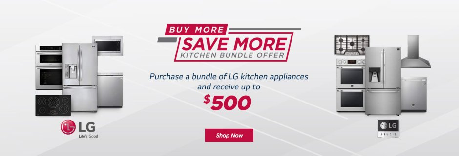 LG Buy More Save More Dec 2018