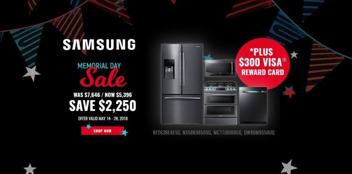 Samsung NECO Exclusive Memorial Day 2018