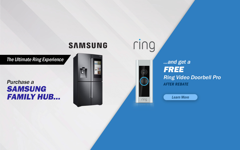 ... Samsung Free Ring Video Doorbell Pro 2017 ...