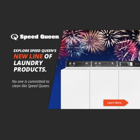 Speed Queen Product Launch Jan 2018