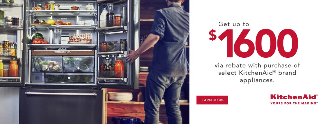 KitchenAid Culinary Ambition Q1 2018
