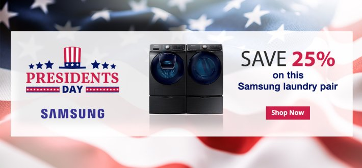 Samsung Presidents Day NEAEG Exclusive 2019