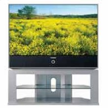 "46"" Widescreen HDTV with Digital Cable Ready (DCR) Tuner"