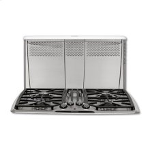 """30"""" WHITE DOWNDRAFT UNIVERSAL COOK 'N' VENT® SYSTEM"""