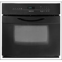 "27"" Single Electric Self-Clean Wall Oven"
