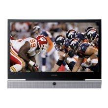 """61"""" Widescreen DLP® HDTV w/ 720p Resolution"""